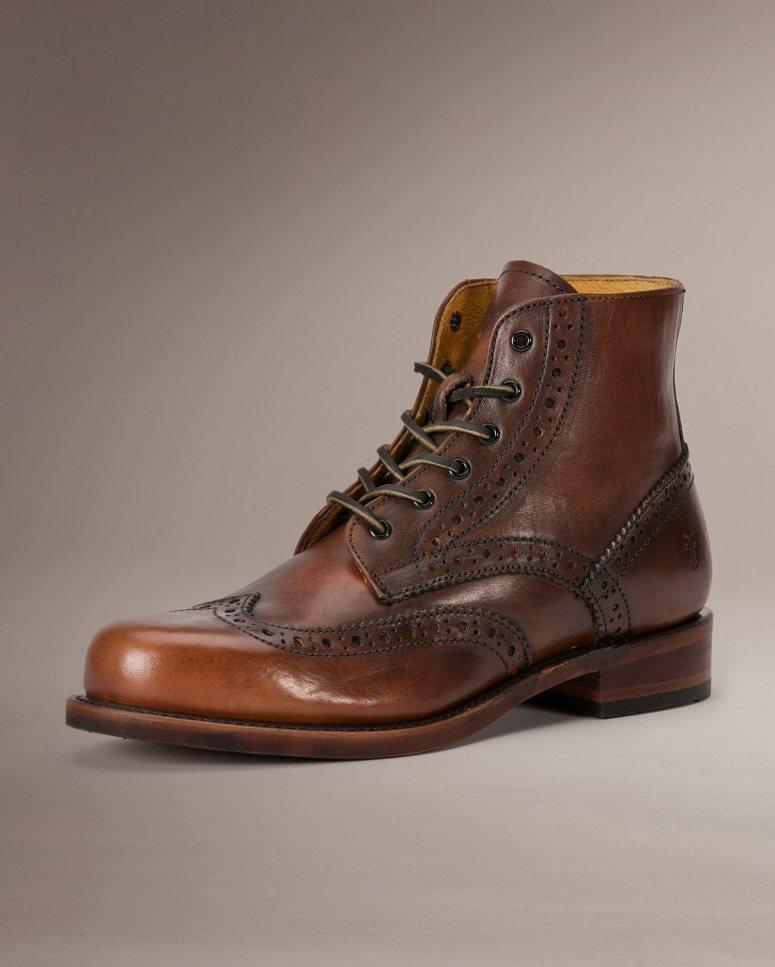Arkansas Wingtip Boot- $548 USD