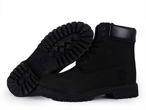 6-Inch Premium Waterproof Boot (Black)- $190 USD