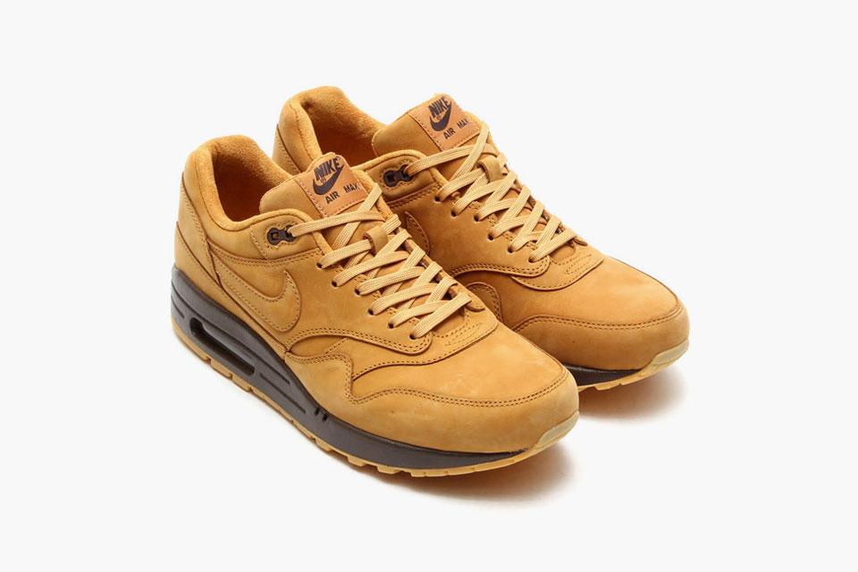 quality design ebde0 1fd9f ... Nikes Air Max 1 Forays into Flax - Sneaker Freaker wheat air max.  wheatairmax2 ...
