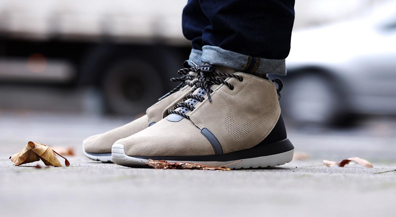 """9ccedb768baa Nike Rosche Run NM Sneakerboot """"Bamboo"""""""