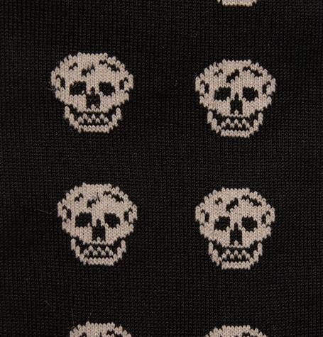 alexander mcqueen skull socks 3