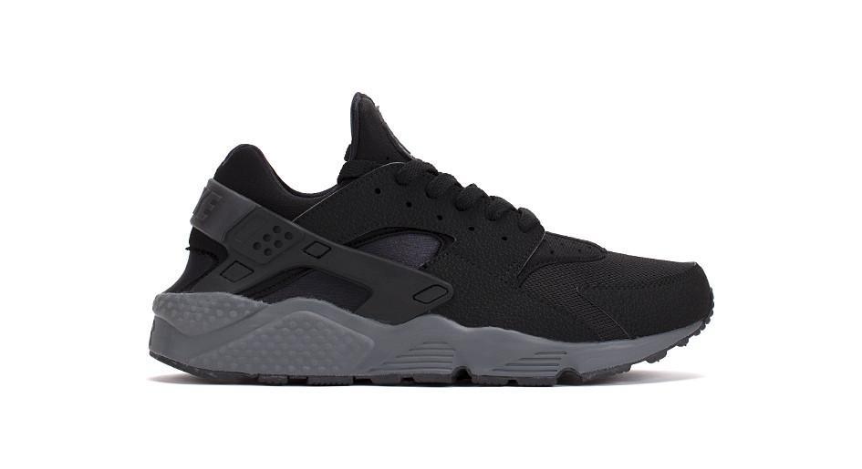 """a9807d8b497 Nike Air Huarache """"Black Dark Gray"""""""