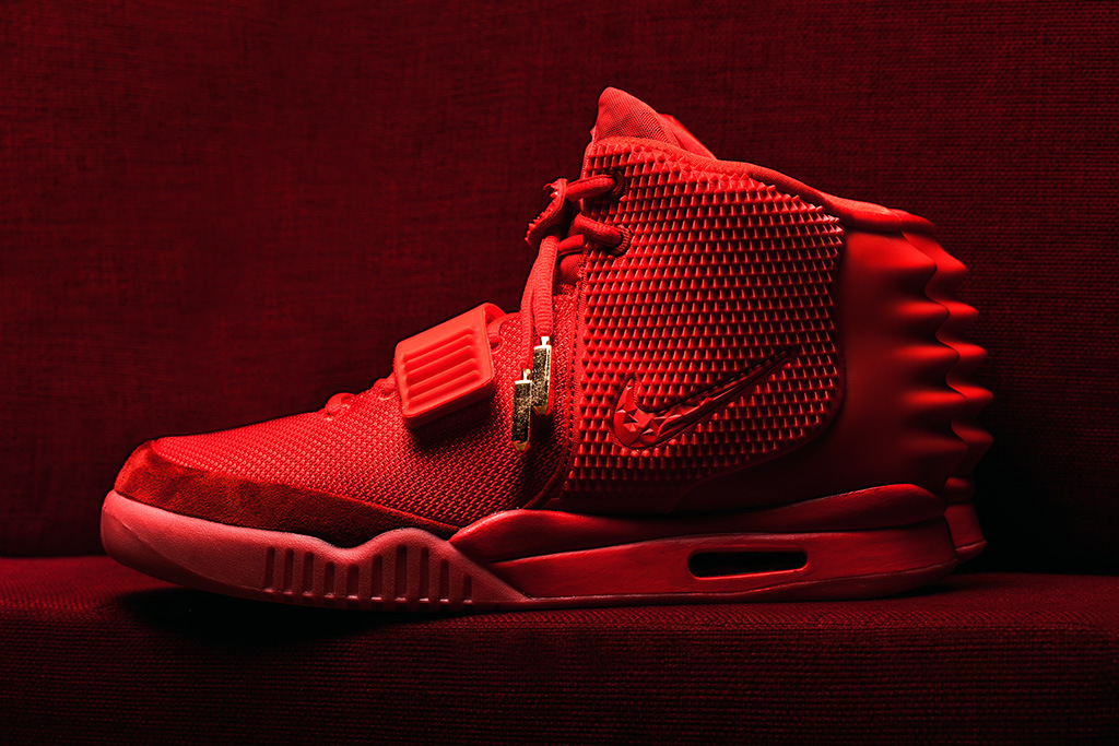 Kanye West Autographed Nike Air Yeezy 2 Red Octobers to be Auctioned ... 5706baa6f