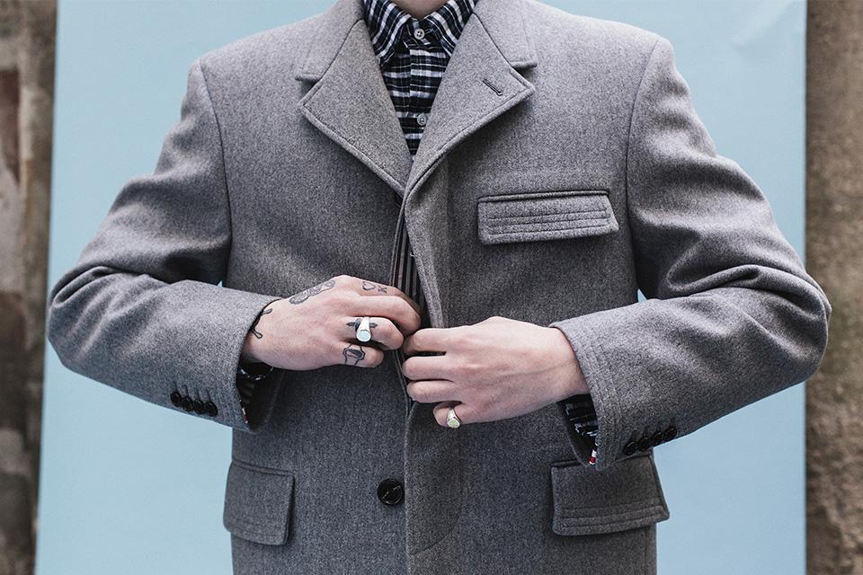 Thom Browne FallWinter 2014 Lookbook Styled by SOTO Berlin