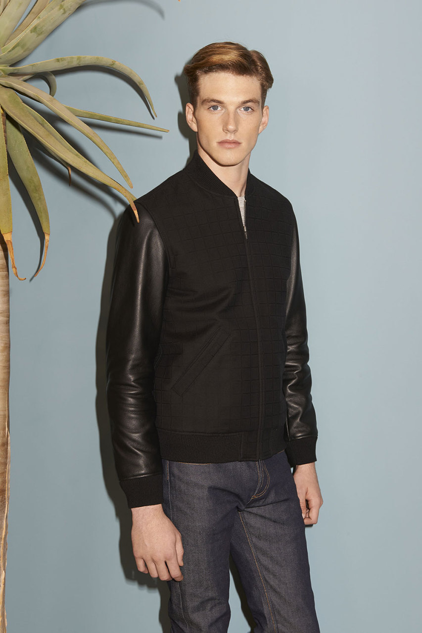 Apc 2015, Apc Collection, Apc France, Apc Kanye, Apc Lookbook, Apc Mens, Apc Paris, Apc Spring Summer 2015, Apc Ss15, Denim Jacket, Fashion, France, High Fashion, Menswear, Outerwear, Spring Summer 2015, Ss15, Street Style, Streetwear, Style