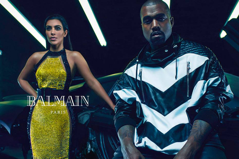 ad campaign, balmain, balmain kanye, balmain kardashian, balmain spring summer 2015, celebrity, class, fashion, france, french, gq, high fashion, kanye west, kardashians, kim k, kim kardashian, kimye, lamborghini, lookbook, luxury, menswear, paris, parisian, sophistication, spring summer 2015, ss15, style, yeezus