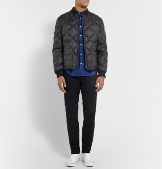 black bomber, bomber, bomber jacket, burberry, burberry 2014, burberry bomber, burberry brit, burberry brit quilted, burberry brit quilted bomber jacket, burberry coat, burberry fall winter 2014, burberry fall winter jacket, burberry quilted, designer, fashion, gq, high end, high fashion, high snobiety, jacket, luxury fashion, mens luxury, mens style, menswear, mr porter, quilted, quilted 2014, quilted bomber, quilted coat, quilted fall winter 2014, quilted fashion, quilted jacket, quilted looks, quilted style, quilted sweater, quilted top, quilted trend, street style, the drop, winter jacket