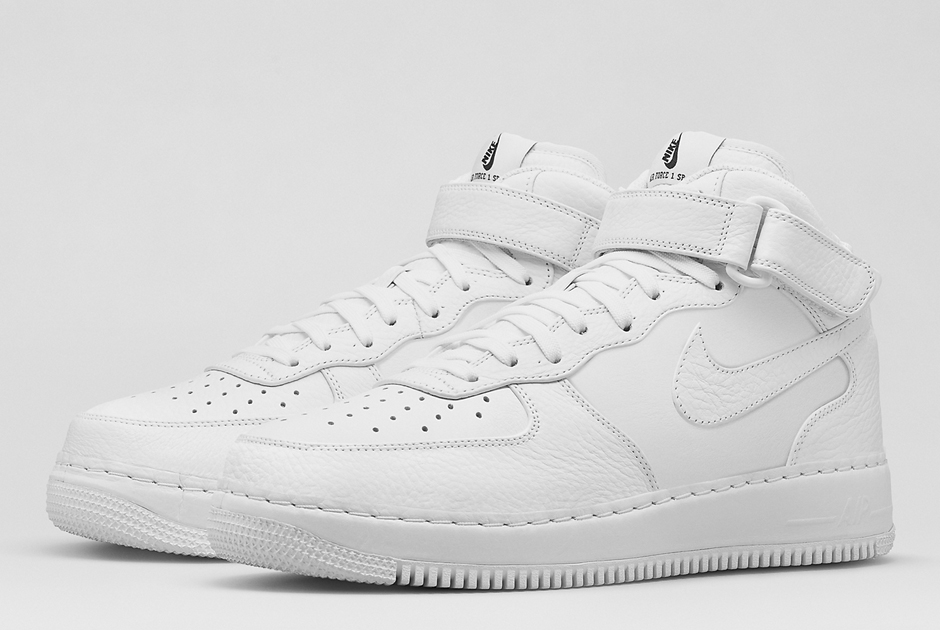 Nike Air Force 1 Mid Vs High