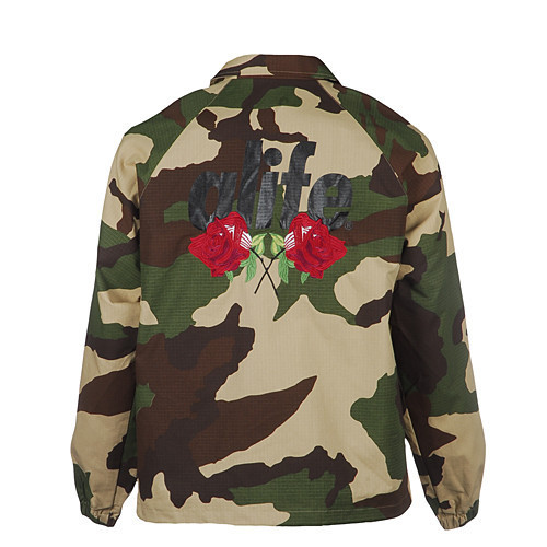Alife, Alife Coach's Jacket, Alife Coaches Jacket, Alife New York, Alife Roses Camo Jacket, ALIFE Roses Coach Jacket, Alife Streetwear, Camo Coach Jacket, Camo Jacket, Coaches Jacket, Contemporary Fashion, Fashion, Fashion Hype, Fashion News, Fashion Releases, Ian Connor, Livestock, Livestock Vancouver, Mens Fashion, Menswear, New York, New York City, New York Fashion, Nyc Designer, Online Shop, Ss15, Street Fashion, Streetstyle, Streetwear, Streetwear Hype, Streetwear Releases, Style, Stylish, Swag, Toronto, Trendy