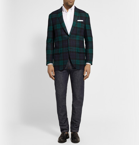 Black Watch Wool Blazer, Blazer, Business Attire, Business Suit, Cheap, Check Blazer, Check Wool Jacket, Classy, Club Monaco, Club Monaco Wright Slim-Fit Black Watch Wool Blazer, Contemporary Fashion, Dress Jacket, Dress Wear, Fashion, Formal Wear, Gq, Inexpensive, Mens Style, Mens Suit, Menswear, Modern Fit, Plaid Blazer, Plaid Jacket, Plaid Suit, Plaid Wool Jacket, Plaid Wool Suit, Slim Fit, Slim Fit Blazer, Sophisticated, Style, Suit And Tie, Suit Jacket, Wool Blazer, Wool Check Suit