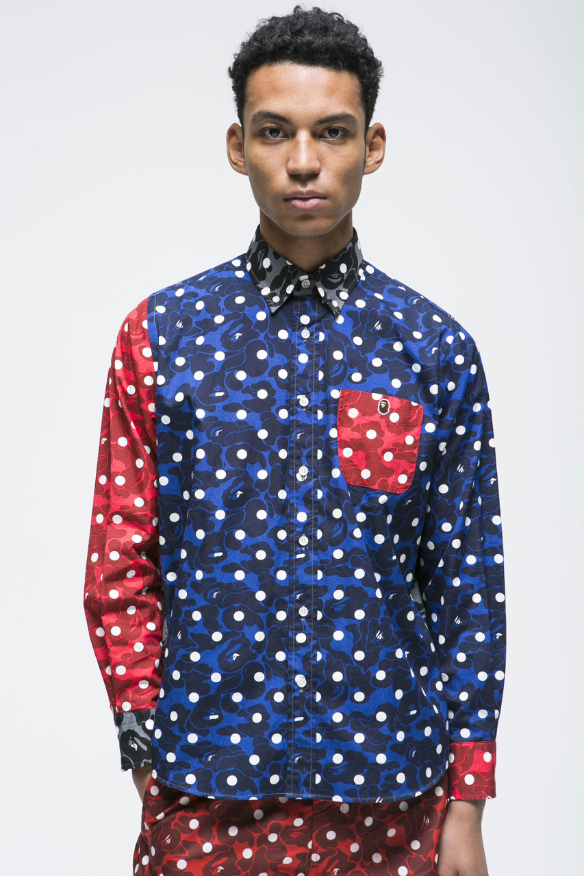 A Bathing Ape (BAPE) Clothing: SS15 Collection