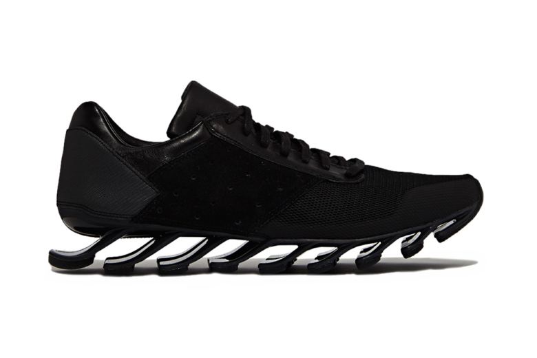 the latest af31a f278f Adidas, Adidas By Rick Owens, Adidas By Rick Owens Leather Springblade,  Adidas By