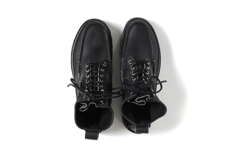 Aw14, Bison Leather, Black Leather Boots, Cypress By Haven, Cypress Russell Moccasin Co, Cypress X Russell Moccasin, Cypress X Russell Moccasin Co Ph Ii Boot, Durable, Elk Leather, Fall Winter 2014, Fashion, Footwear, Frye, Function, Fw14, Haven Cypress, Haven Cypress Ph II, High Snobiety, Hypebeast, Leather, Leather Boots, Menswear, Native, Ph 2 Boot, Ph II Boot, Russell Moccasin Co Ph II Boot, Russell Moccasin Co X Cypress, Russell Moccassin Co Boots, Strong, Style, The Drop, Timberland, Winter Boots