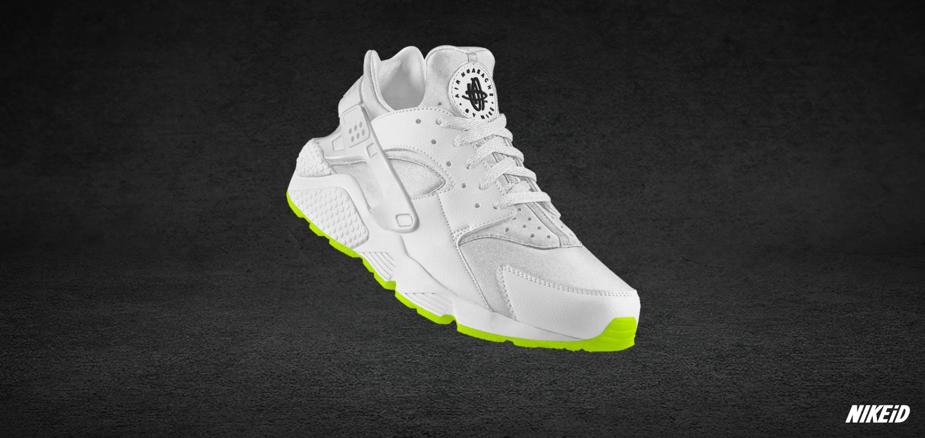 Adidas, Air Huarache, All White Huarache Online, Chicks With Kicks, Custom  Air