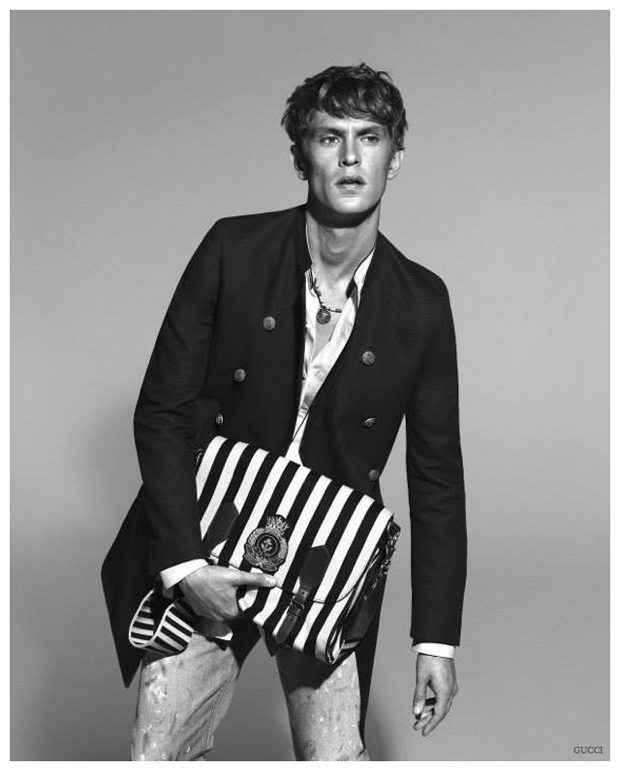 Ad Campaign, Fashion, Gq, Gucci, Gucci Ad, Gucci Ad Campaign, Gucci Mens, Gucci Mens Ad, Gucci Pour Homme, Gucci Spring Summer 2015, Gucci Spring Summer 2015 Ad Campaign Men, Gucci Ss2015 Men, High Fashion, Italian Fashion, Luxury, Luxury Fashion, Mathias Lauridsen, Mens Fashion, Mens Luxury, Mens Style, Menswear, Pour Homme, Spring Summer 2015, Ss15, Ss2015, Style