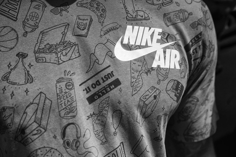 Activewear, Air Force 1 Print Tee, Airforce1, Anthony Davis, Basketball  Players,