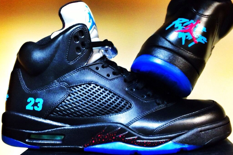 8f3f4a9991f705 RiFF RAFF s Air Jordan 5s Have Apparently Received Bids Upwards of ...
