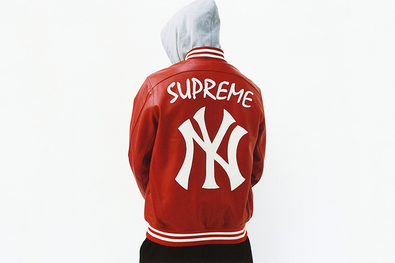 90s Fashion, 90s Style, 90s Trend, Asap Rocky, Asspizza, Complex, Contemporary Fashion, Fashion, Fashion Hype, Fashion Releases, Fashion Trends, Grunge Chic, High Fashion, Highsnobiety, Hypebeast, Ian Connor, Leather Bomber, Leather Varsity Jacket, Mens Style, Menswear, New York City, New York Yankees, Preview, Red Leather Jacket, Red Leather Varsity Jacket, Red Varsity Jacket, Red Yankees Jacket, Skate Style, Skateboard Culture, Skateboarding, Skater, Spring Summer 2015, Ss15, Street Fashion, Street Style, Streetstyle, Streetwear, Style, Supreme, Supreme 2015 Spring Summer Collection, Supreme Leather Jacket, Supreme New York, Supreme Ny, Supreme Nyc, Supreme Red Leather Yankees Jacket, Supreme Red Varsity, Supreme Releases, Supreme Skateboard, Supreme Spring Summer 2015 Collection Teaser, Supreme Spring Summer 2015 Tease, Supreme Ss15, Supreme Ss15 Collection, Supreme Teases Spring Summer 2015 Collection, Supreme Varsity Jacket, Supremenewyork.Com, Teaser, Teases, The Drop, Thriller Jacket, Trendy, Yankees, Yankees Bomber, Yankees Bomber Jacket, Youth Culture