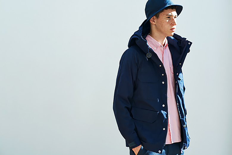 The North Face Purple Label Spring Summer 2015 Lookbook