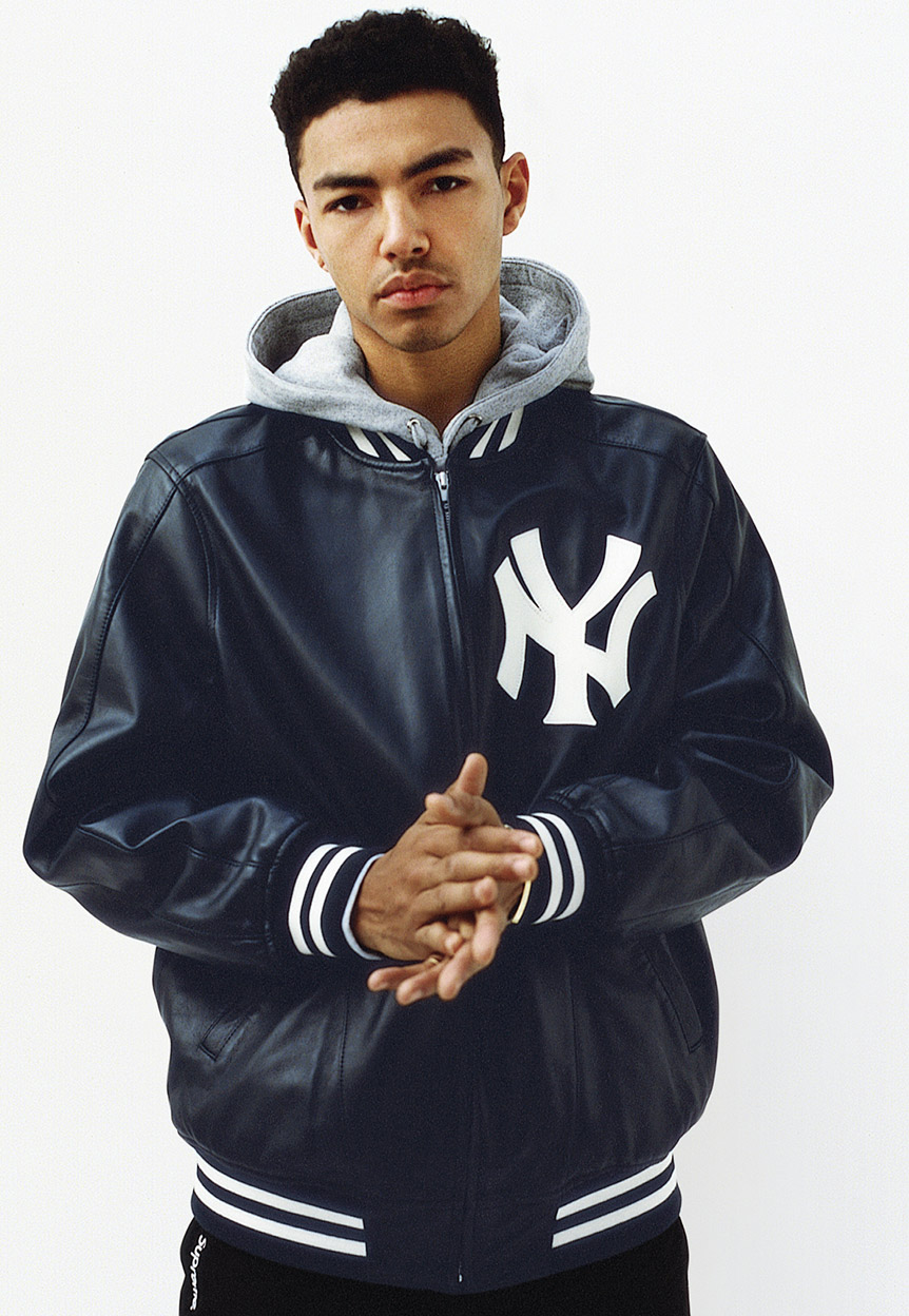 Supreme Spring Summer 2015 Lookbook The Drop