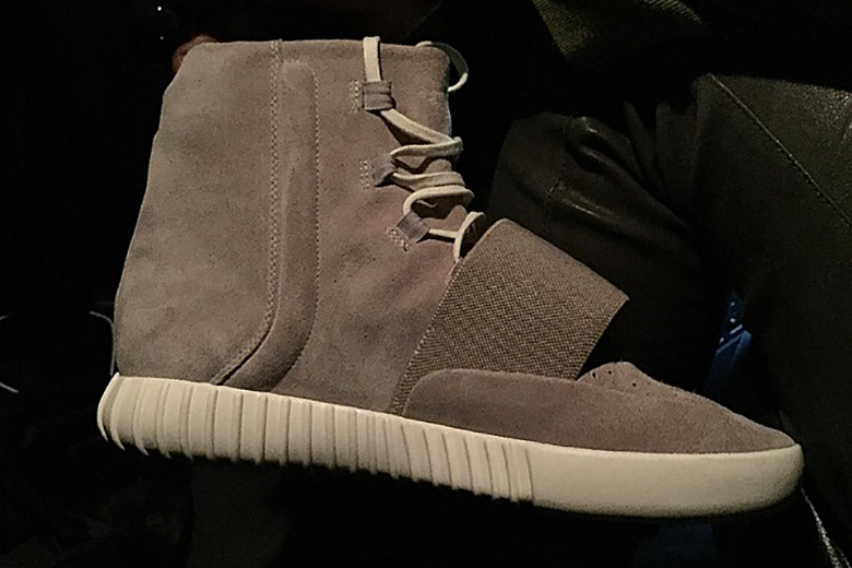 The Kanye West x adidas Yeezyboost Has Been Revealed Early!!!  e746ab7bf2ae